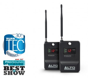 Alto Professional Stealth Wireless Expander Pack Odbiornik 2X