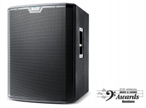 Alto Professional TS218S Subwoofer Aktywny