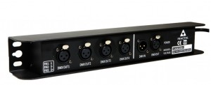 Fractal Split DMX 4 Mini Splitter