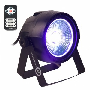 Light4me PAR 30W UV LED Reflektor Ultrafioletowy