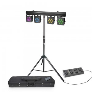 Cameo Multi PAR 3 SET Quad LED 28x8W