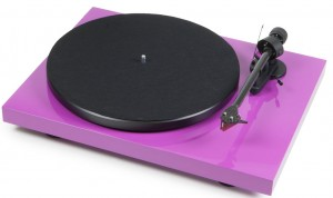 Pro-Ject Debut Carbon DC Fioletowy