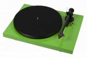 Pro-Ject Debut Carbon DC Zielony