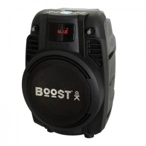 Ibiza Sound BOOST6-PORT-B Kolumna Mobilna