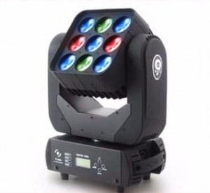 Flash LED Matrix 9x12W 4w1 RGBW