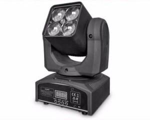 Flash LED Wash 4x15W RGBW Zoom