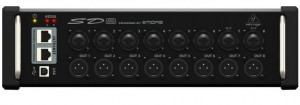 Behringer Digital Snake SD8 Stage Box Cyfrowy