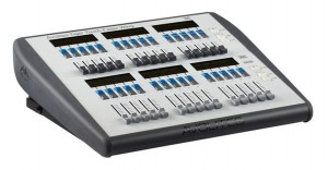 Avolites Tiger Touch Faderwing